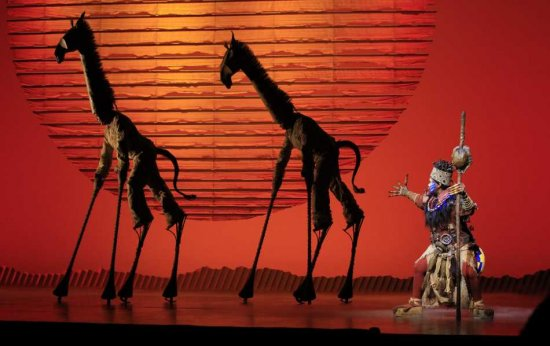 The Lion King Singapore