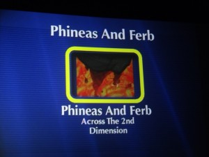 phineas and ferb across the 2nd dimension ending relationship