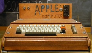 The very first laptop