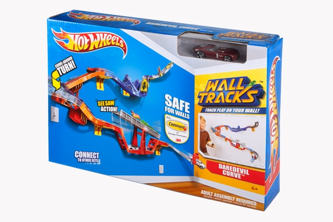 Giveaway hot wheels wall tracks closed universal for Hot wheels wall tracks template