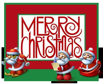 Merry Christmas Celebrations