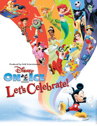 Kids Activity - Disney on Ice