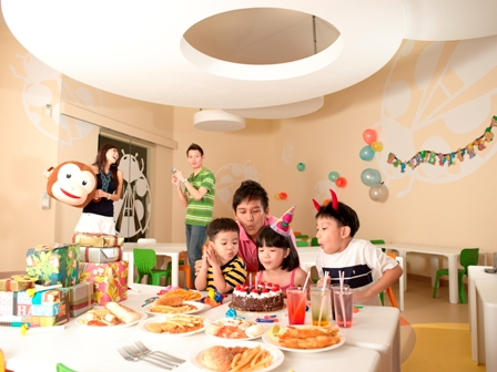 Children Party Ideas in Singapore