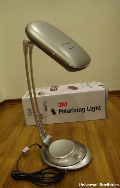 3M Polarizing Light