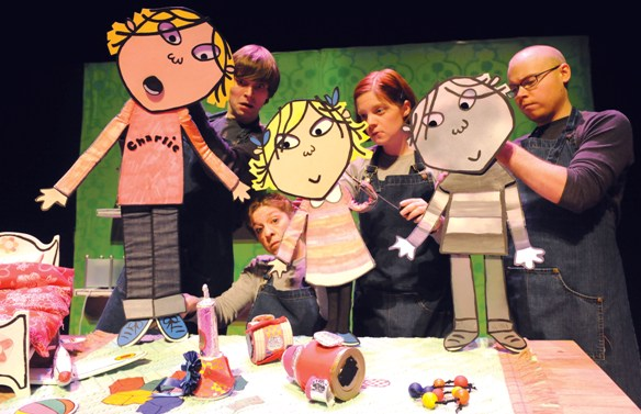 Charlie and Lola Best Bestest Play - The Broken Rocket