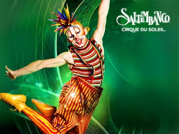 Cirque du Soleil Singapore