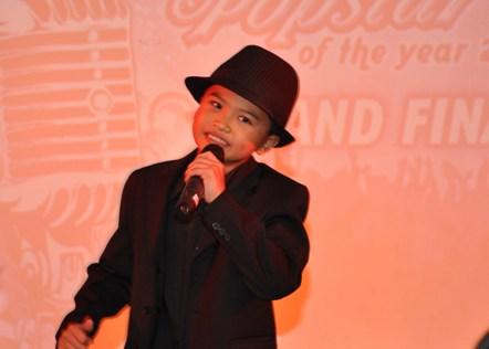 Kids Performing Singapore