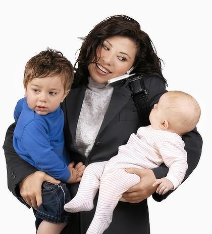 work life balance for mom