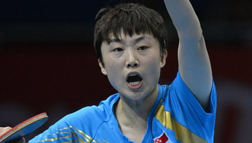 Olympic Winner Singapore