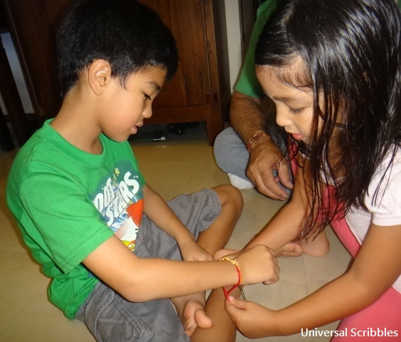 Raksha Bandhan - Indian Tradition